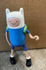 Jazwares Adventure Time, 5 In Finn the Human Figure, Rare