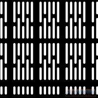 1/6th STAR WARS DEATH STAR INTERIOR PANELS Ikea DETOLF 15x15 Diorama Backdrop