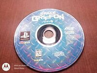 Sony PlayStation 1 PS1 PSOne Disc Only Space Griffon VF-9 Ships Fast