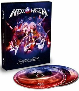 Helloween - United Alive (2 Blu-Ray) ADA UK