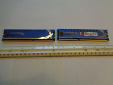 2 Sticks of Kingston HyperX Genesis KHX1866C9D3K2/4GX