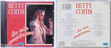 BETTY CURTIS LA MIA COMPILATION RARE CD 1993