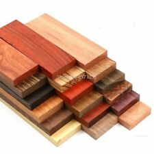 16 kinds blanks wood For DIY Knife handle Patch material