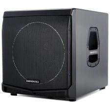 DENON AXIS12S subwoofer basso amplificato classe d 2000 watt max processore dsp