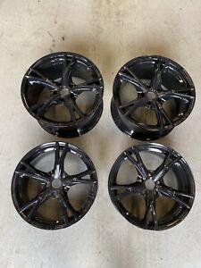 LOTUS EXIGE V6 Wheel Set Gloss Black
