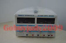 New Digital Rxn 3010d Ii Triple Output Linear Variable Dc Power Supply 30v
