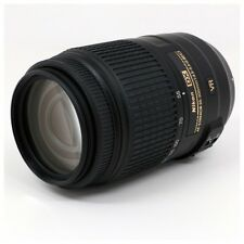 Nikon 55-300mm f/4.5-5.6G ED VR AF-S Zoom Lens for DSLR Camera 55300 mm VR