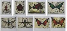 Bernard BUFFET - 10 lithographies - les insectes -  1967 #MOURLOT