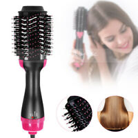 Pro Collection Salon Fast Hair Dryer and Volumizer Comb Save Health Care Brush