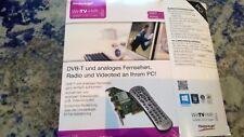 WinTV-HVR 1100 HAUPPAUGE! - HYBRID TV PCI TUNER