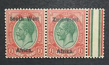 MOMEN: SOUTH WEST AFRICA SG #12 1923 MINT OG NH LOT #195584-3839