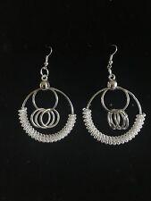 Fashion Jewelry -long Ear Rings, High Quality Metal.