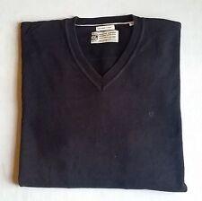 Unifarbene Herren-Pullover & -Strickware mit V-Ausschnitt und Pierre Cardin