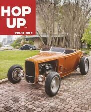 HOP UP magazine. Volume 13, Issue 1.