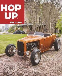 HOP UP magazine. Volume 13, Issue 1.