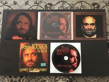 DEMIS ROUSSOS-THE BEST OF(GOODBYE MY LOVE, GOODBYE)-1995-RUSSIA-ORIGINAL-CD-MINT