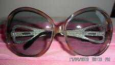 Occhiali da sole/Sunglasses SAFILO mod. ESEDRA ORIGINALI VINTAGE anni '70 donna