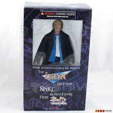 Buffy the Vampire Slayer blue shirt Spike IKON Collectible Exclusive box BTVS