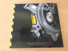 Used - watches Catalog GRAHAM Catalogue watches - 2008 / 09 Collection - used