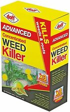 More details for strong weedkiller doff advanced extra tough concentrate kills weeds brambles ivy