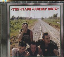 THE CLASH - COMBAT ROCK - CD