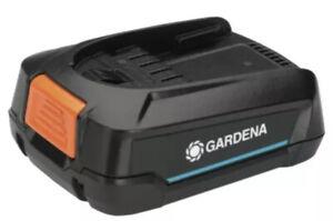 Gardena 14903 System Akku P4A PBA 18V/45 2,5 Ah, Original Gardena All 18 Aliance