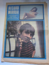 Record Mirror 7/13/68 Monkees Paper Dolls Klaus Voorman Gene Pitney Nilsson