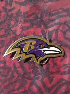 BALTIMORE RAVENS BELT BUCKLE NFL BUCKLES NEW