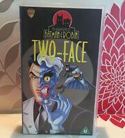 Batman And Robin - The Adventures Of - Two-Face VHS Video Tape TBLO