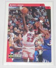 1997/98 Michael Jordan Chicago Bulls NBA Upper Deck Collector's Choice #CB7 NM