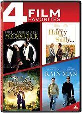 Moonstruck / When Harry Met Sally / The Princess (2014, DVD NEW)