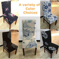 Stretch Spandex Wedding Party Chair Cover Dining Room Seat Cover Slipcov
