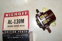 1961 Dodge Plymouth, 6 cyl AT Vintage NORS Starter Solenoid Switch repl  2095606