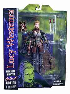 Universal Monsters Lucy Westenra Action Figure Diamond Select