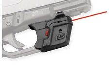 New Crimson Trace Defender Series for Glock Accu-Guard Red Laser Sight #DS-121