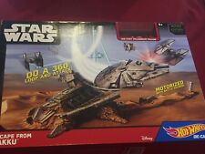 Star Wars Hot Wheels Die-Cast Escape from Jakku Disney Millennium Flacon NEW