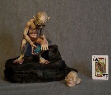 Gollum Smeagol Lord of the Rings Electronic Talking Figure