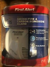 NEW!!! First Alert ZCOMBO Z-Wave Smoke and Carbon Monoxide Alarm