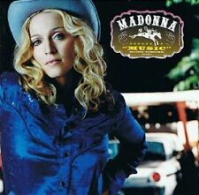 MADONNA Music CD Album Maverick 2000