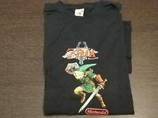 Camiseta The Legend of Zelda: Twilight Princess Promocional T-Shirt Oficial GC