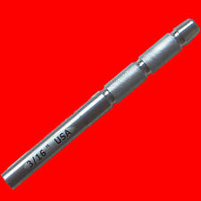 """Stainless 3/16"""" Hex Nut Driver Front Night Sight Removal Tool for Glock"""