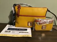 Dooney and Bourke Ginger Crossbody Purse Bag   Womens fashion accessory New