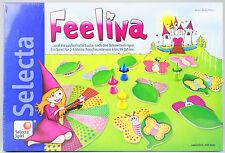 FEELINA Gesellschaftsspiel, die zauberhafte Schmetterlingssuche, SELECTA SPIELE