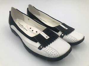 Linea Stretch by Walter Genuin - Women's Golf Shoes Size 7.5 -  ~ Italy