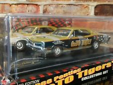 Classic Metal Works 1966 Pontiac GTO GEETO Tiger Set 1:24 Diecast NHRA Race Car