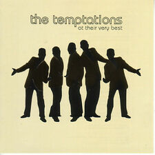 The Temptations AT THEIR VERY BEST 41 Original Hits ESSENTIAL New Sealed 2 CD