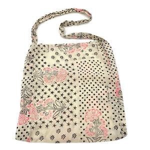 Free People Reusable Tote Bags Fabric Carry All Shopping Beach