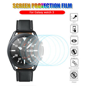 Screen Protector Replacement Accessories For Samsung Galaxy Watch 3 41MM 45MM