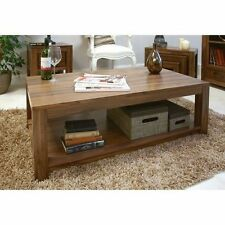 Baumhaus Walnut Coffee Tables