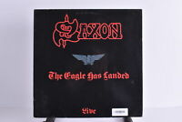SAXON - The Eagle Has Landed - Carrere - 2934147 - Vinyl